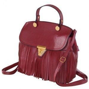 Käsilaukkureppu Punainen