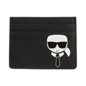 Karl Lagerfeld K / Ikonik Cardholder Korttikotelo