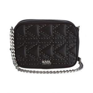 Karl Lagerfeld K / Kuilted Studs Camera Bag Nahkalaukku