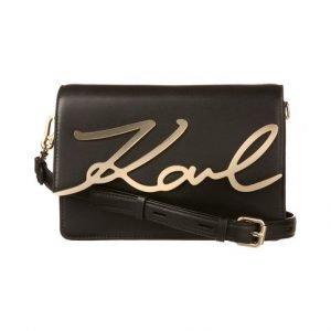 Karl Lagerfeld K / Signature Shoulder Bag Nahkalaukku