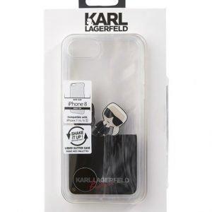 Karl Lagerfeld Karl X Kaia Water Case Iphone 8 Suojakuori