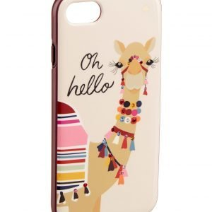 Kate Spade Jeweled Camel Iphone 7 Suojakuori