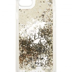 Kate Spade Liquid Glitter Voila Iphone 7 Suojakuori