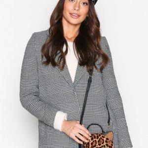 Kate Spade New York Leopard Mini Janine Olkalaukku Multicolor