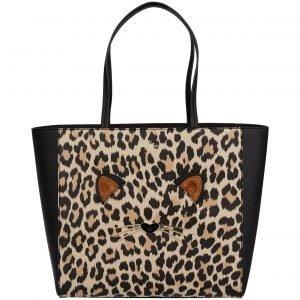 Kate Spade Run Wild Leopard Halie Laukku