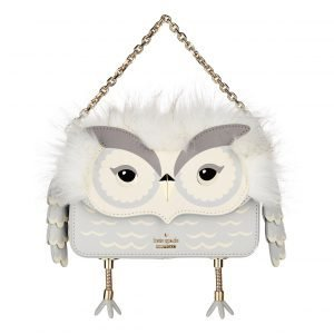 Kate Spade Star Bright Owl Mini Jocelyn Shoulder Nahkalaukku