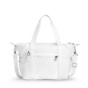Kipling Art Kassi Lively White