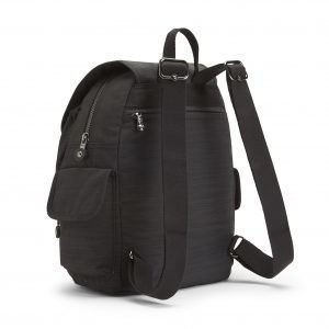 Kipling City Pack S Reppu True Dazz Black