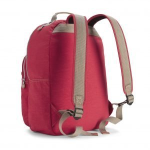 Kipling Clas Seoul Reppu True Red