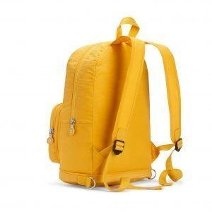 Kipling Classic Niman Fold Kokoontaiteltava Reppu Lively Yellow