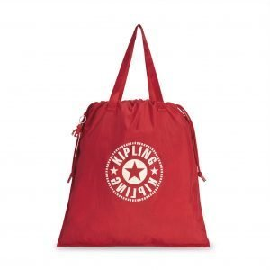 Kipling New Hiphurray Fold Kassi Lively Red