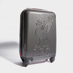Kitkase Liverpool Fc Suitcase Matkalaukku Harmaa
