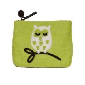 Klippan Yllefabrik Tree Owl Kukkaro