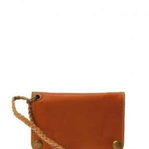Knowledge Cotton Apparel Leather Wallet lompakko
