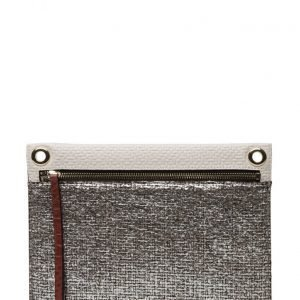 Kurt Geiger London Lurex Tweed Gem pikkulaukku
