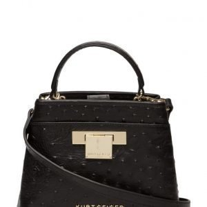 Kurt Geiger London Ostrich Mini Kate Bag pikkulaukku