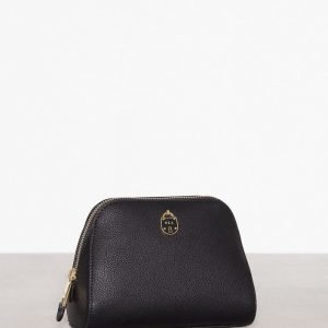 Lauren Ralph Lauren Dome Cosmeti Cosmetic Bag Toilettilaukku Black