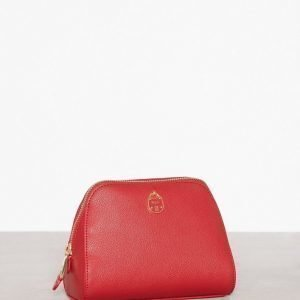 Lauren Ralph Lauren Dome Cosmeti Cosmetic Bag Toilettilaukku Red