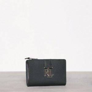 Lauren Ralph Lauren New Compact Wallet Lompakko Pine