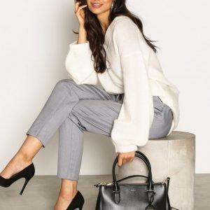Lauren Ralph Lauren Newbury Double Zipper Shopper Käsilaukku Musta