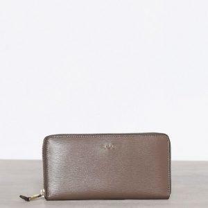 Lauren Ralph Lauren Zip Wallet Lompakko Falcon