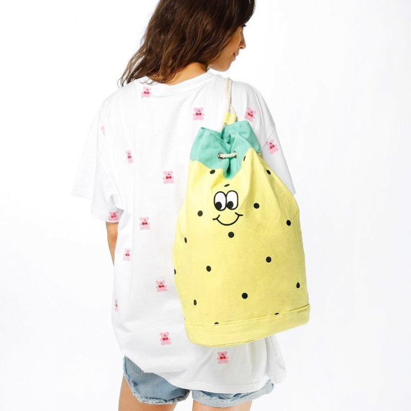 Lazy Oaf Pineapple Duffle