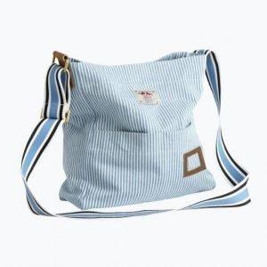 Leila Messengerbag Washed Hickory Olkalaukku