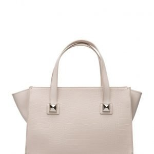 Leowulff Savannah Ivory Silver Bag