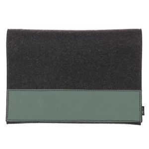 Lind Dna Ram Laukku 13 Nupo Pastel Green / Wool Anthracite