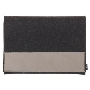 Lind Dna Ram Laukku 15 Nupo Light Grey / Wool Anthracite