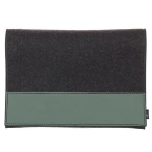 Lind Dna Ram Laukku 15 Nupo Pastel Green / Wool Anthracite