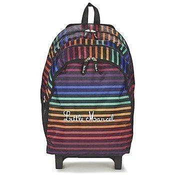 Little Marcel RIMBAU pyörillä kulkeva koululaukku