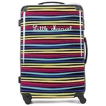Little Marcel ZEBRAS 75 pehmeä matkalaukku