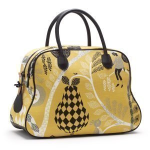 Littlephant Fruitgarden Large Day Bag Laukku Keltainen