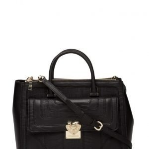 Love Moschino Bags Mock-Croc Tote With Strap olkalaukku