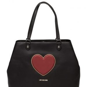 Love Moschino Bags New Lamb Pu Bag olkalaukku