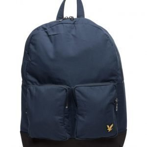 Lyle & Scott 2 Pocket Rucksack reppu