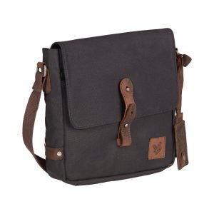 Lyle & Scott Canvas Cross Body Laukku