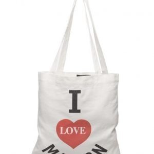 Maison Scotch Canvas Shopper In Fun Prints