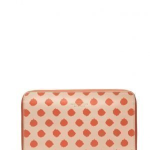 Maison Scotch Leather Clutch Bag Sold In A Canvas Bag pikkulaukku