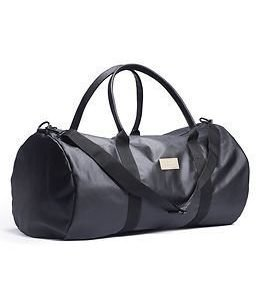 Makia Duty Duffle Bag Black