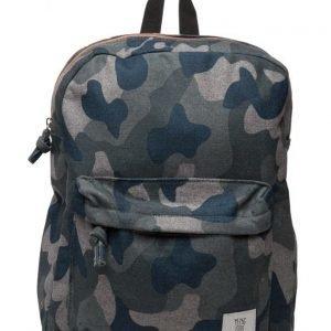 Mango Kids Camo-Print Backpack