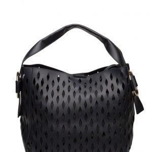 Mango Laser-Cut Design Bag