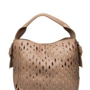 Mango Laser-Cut Design Bag