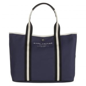 Marc Jacobs Canvas Shopper East West Tote Laukku