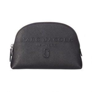 Marc Jacobs Logo Shopper Dome Cosmetic Nahkalaukku