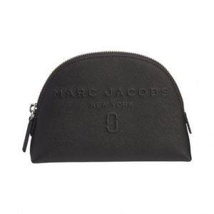 Marc Jacobs Logo Shopper Dome Small Cosmetic Nahkalaukku