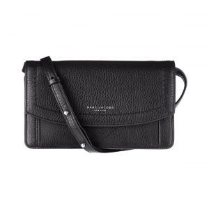 Marc Jacobs Maverick Wallet Leather Strap Nahkalaukku