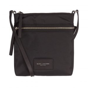 Marc Jacobs Nylon Biker Flat Crossbody Laukku