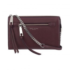 Marc Jacobs Recruit Small Crossbody Nahkalaukku